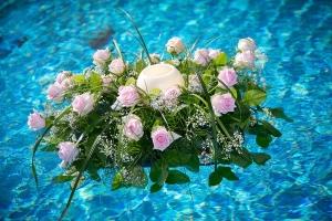 7. blomster i vann