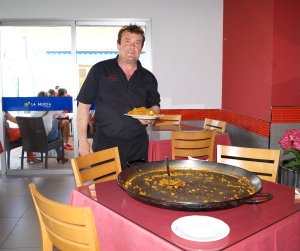 paella tom