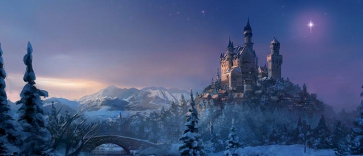 Bå slott Reisen-til-julestjernen