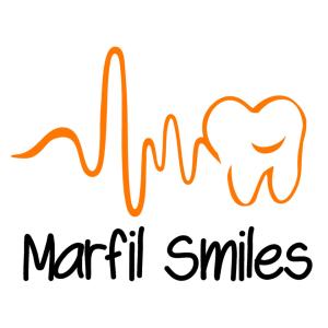 3.. Logo Marfil Smiles